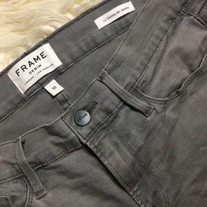FRAME denim Le Skinny De Jeans size 30